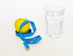 Pitný režim při dietě