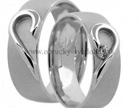 Vybíráme svatební prstýnky