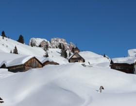 Zimní dovolená v Itálii