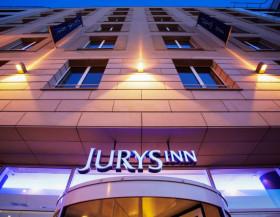 Jurys Inn: Ubytování na Starém Městě