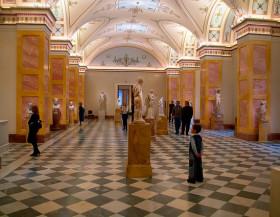 Ermitáž - nej mezi ruskými muzei