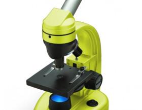 Špičkové mikroskopy pro školní výuku i domácí bádání