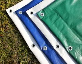 S kvalitní zakrývací plachtou je možné zakrýt prakticky vše