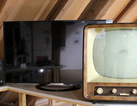 Televize na stěně? V dnešní době téměř standard!
