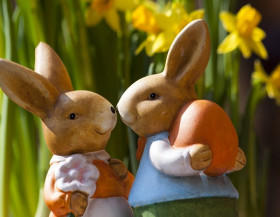 Vybíráme nejkrásnější velikonoční dekorace!