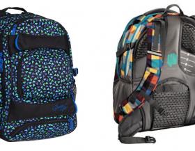 Vybíráme školní batoh: Jak vybrat batoh pro zdravá záda?