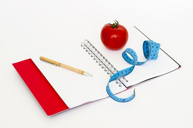 chyby při držení diety