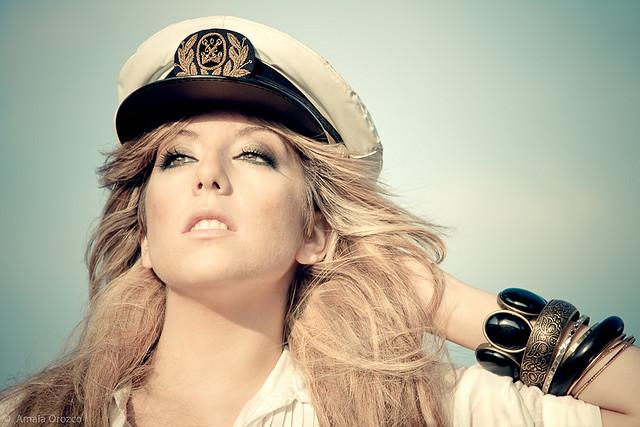 námořnická móda - trendy