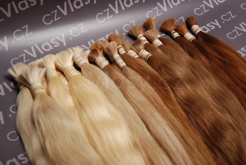 umělé vlasy