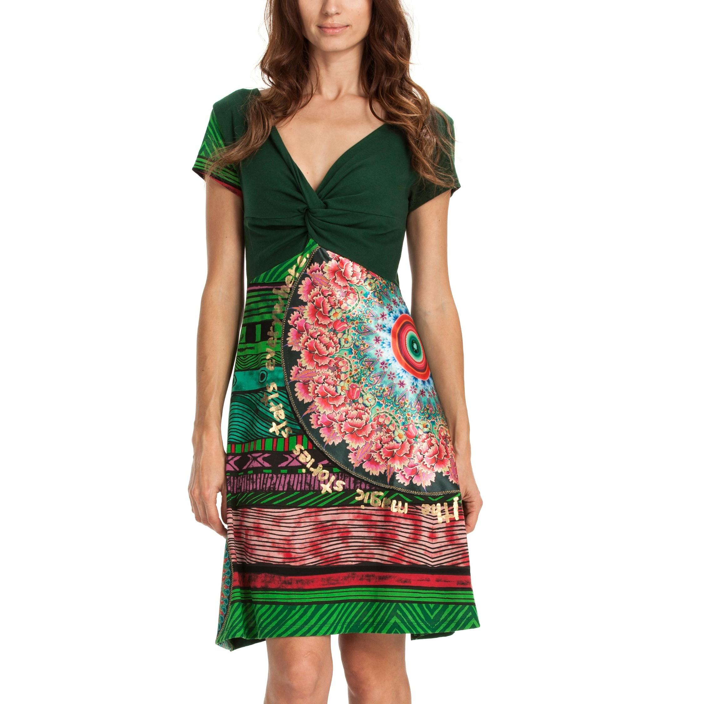 desigual šaty 2014