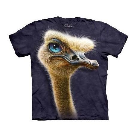 pštros tričko