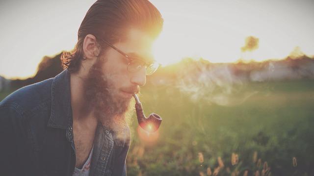 vousy - beard man